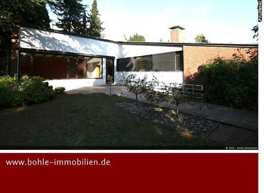 Klasse Winkelbungalow in top Lage mit Anbauoption auf großem Grundstück in Drewer-Süd!!