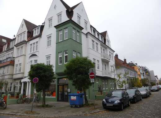 ½ JUGENDSTILHAUS, 4 Wohneinheiten + Ladengeschäft, HB-SCHWACHHAUSEN - SEHR FREQUENTIERTE LAGE!