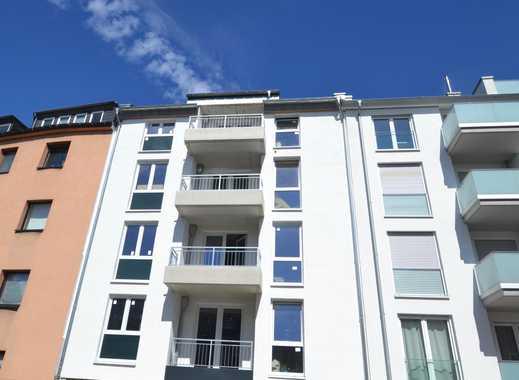 Ruhige Lage! Neubau! Erstbezug! BARRIEREFREIE 3 Zi-Whg. mit Terrasse (22qm) & Loggia (6 qm) im 4.OG