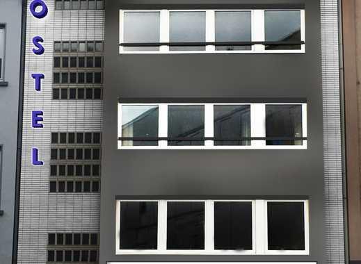 Hostel |50m von der Königstraße | Mit Baugenehmigung |Konzessionsfertig !