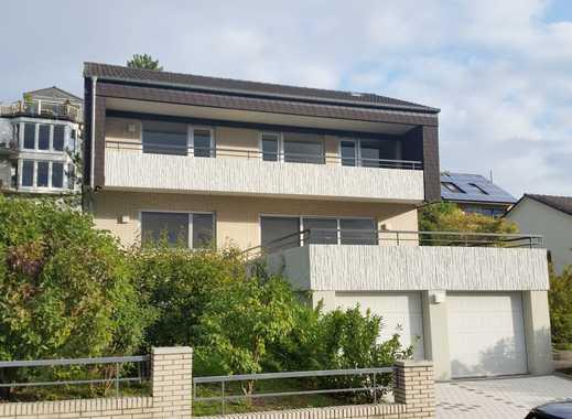 Architektenhaus in ruhiger Grünlage mit Fernblick