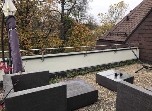1-Zimmer in großer Maisonetten-WG-Wohnung für 480 € all inkl (17 qm), eigenes Bad + Balkon