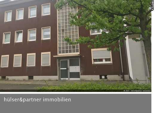 Nette 3 Zi.-Wohnung am Styrumer Bahnhof mit Südbalkon