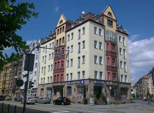 Schicke möblierte 1-Zimmerwohnung mit Einbauküche in Nbg.-Sankt Peter