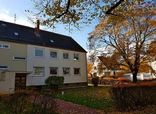 Vollständig renovierte 3-Zimmer-Wohnung mit Balkon und EBK in Hannover Kirchrode