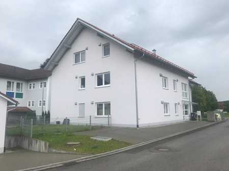 Westendorf-großzügige, gepflegte 3 Zimmer Wohnung mit Garten - Ein Traum für Paare und Familien in Westendorf (Augsburg)