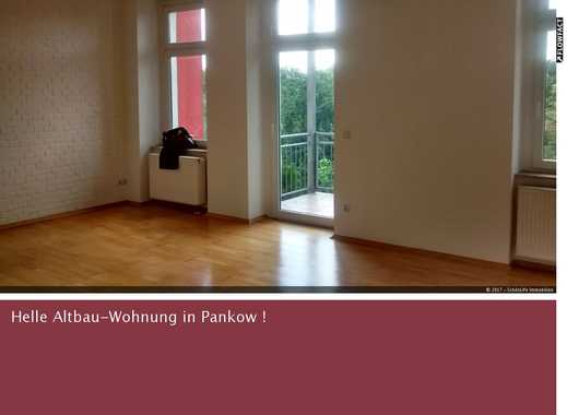Exklusive Altbau-Whg nahe Schloßpark Pankow! *Besichtigung: Sa., 09.12. um 12:00 Uhr*