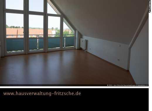 attraktive 2-Raumwohnung mit Balkon in bevorzugter Wohnlage