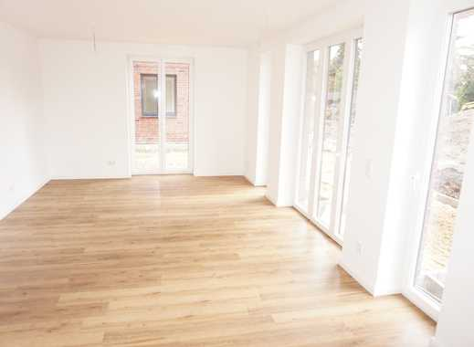 Seniorengerechtes Wohnen im Eckerkamp 26 - 30/Neubau KfW 55/Exkl. Erdgeschosswohnung mit Terrasse