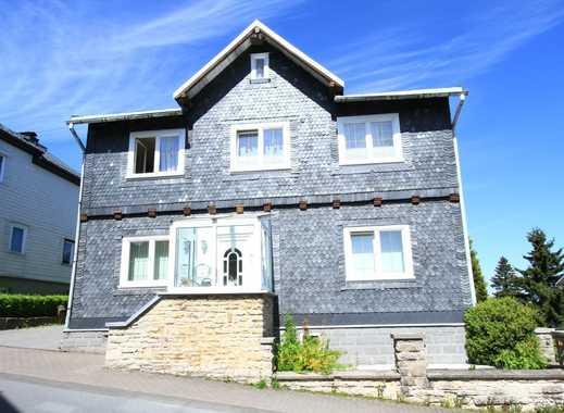 Wohnhaus mit 4 Wohnungen in zentraler Lage von Masserberg