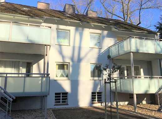 Kapitalanlage - 2-Zimmer-Wohnung mit Balkon und Garten