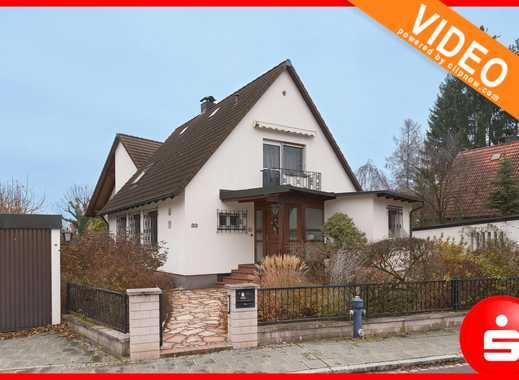 Für gehobene Wohnansprüche - Großes Einfamilienhaus in ruhiger Lage von Rückersdorf