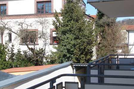 Schöne Innenstadt Wohnung mit zwei Zimmern und Balkon in Schwandorf in Schwandorf