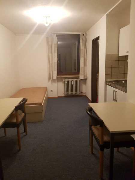 Exklusive 1-Zimmer-Wohnung mit EBK in Erlangen in Sieglitzhof (Erlangen)