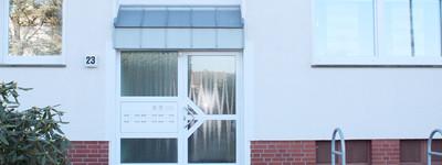 Für Sie! Helle & renovierte Erdgeschosswohnung zentral gelegen