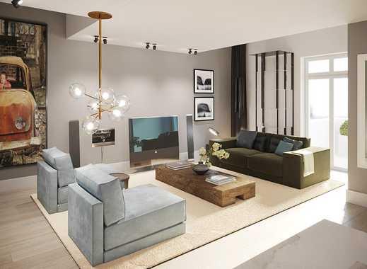 *Extravagante Loft-Wohnung in preisgekröntem Designobjekt*
