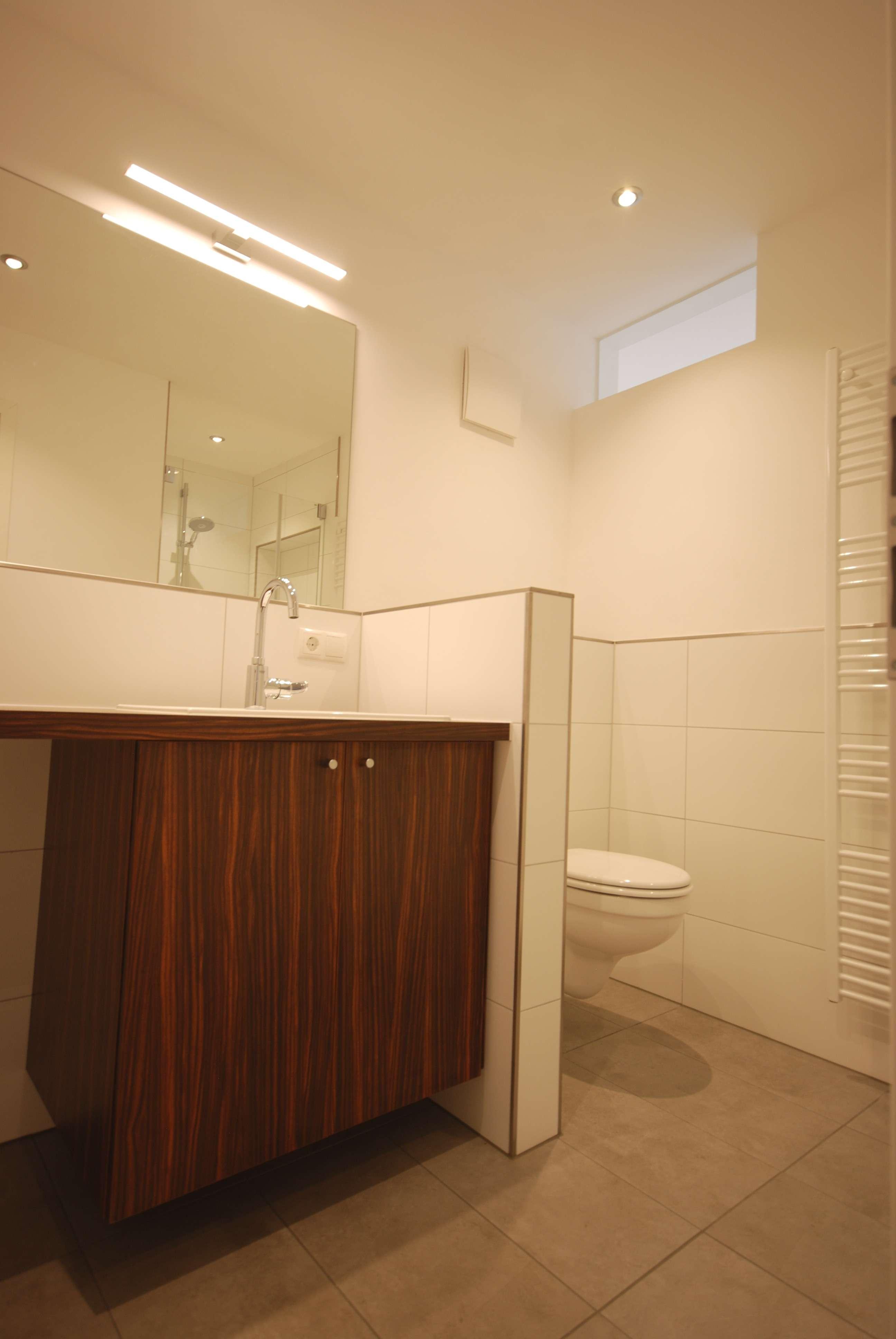 Erstbezug! Moderne 2 Zimmer - Wohnung mit großer Wohnküche und Balkon in Mögeldorf in Mögeldorf (Nürnberg)