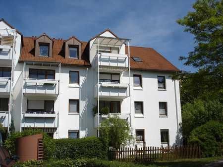 Exklusive, gepflegte 3-Zimmer-Dachgeschosswohnung mit Balkon in Erding in Erding