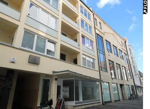 2-Zimmer-Innenstadt-Wohnung