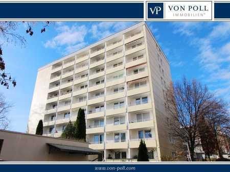 Großzügige Mietwohnung in Citynähe in Kempten (Allgäu)-Innenstadt