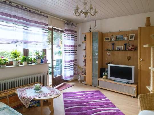 120m² Wohnung inkl. Garten, Terrasse und Garage in einem 2-Familienhaus - Bild 4