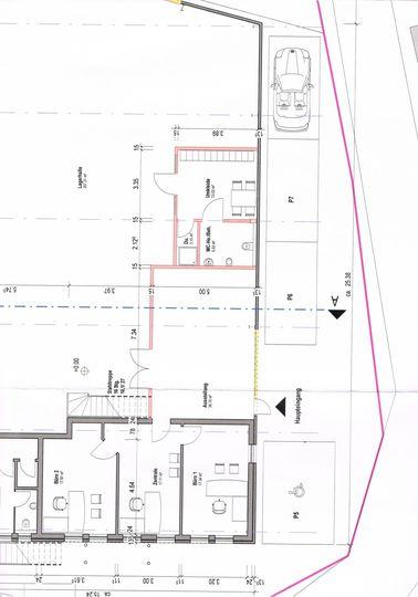 Büros und Ausstellungsraum
