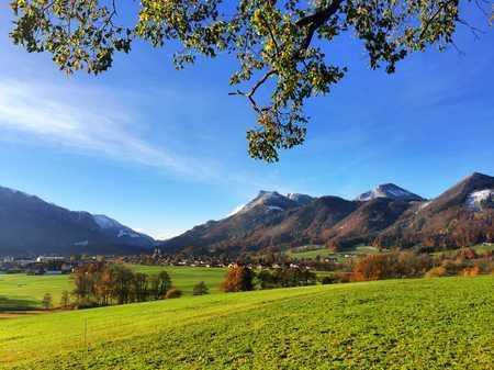 Sehr helle 2-Zimmer-Wohnung mit 2 Balkonen und tollem Bergblick in Aschau im Chiemgau in Aschau im Chiemgau