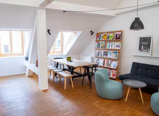 Nachmieter gesucht für schönes Loft – als Büro oder Wohnung