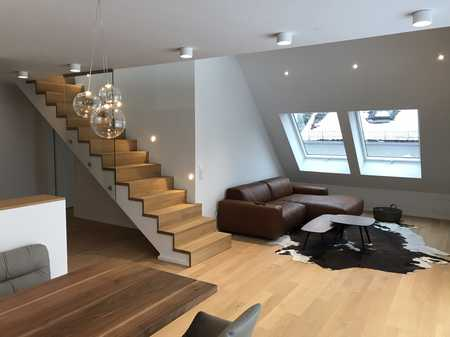 Exklusive Maisonette-Wohnung in München/ Harlaching in Harlaching (München)