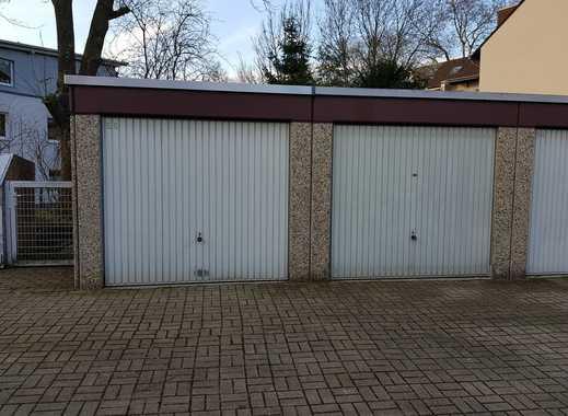 Endlich wieder eine Garage in der Bullmannaue 3 in Katernberg zu vermieten!
