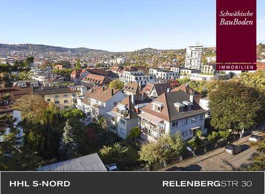 HHL S-NORD: Sehr attraktives MFH mit 4 WE´s, Garage, Stadtblick und Erweiterungsmöglichkeiten +++