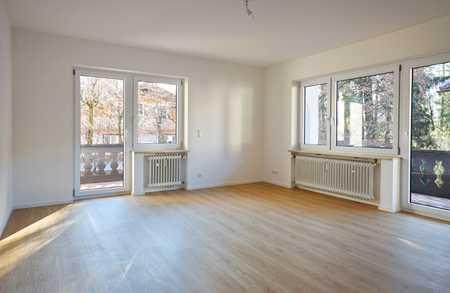 Top sanierte 2 Zimmer Wohnung im 1. OG - ruhig, sonnig und zentral gelegen - mit Schwimmbad im Haus in Bad Wiessee