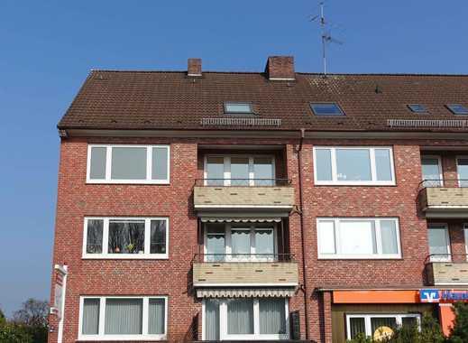 CLASSIC IMMOBILIEN: Attraktive 3 -Zimmer-Wohnung mit Balkon