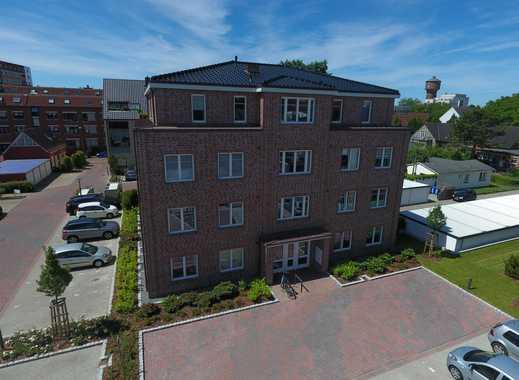 3-Zimmer-Terrassen-Wohnung in der Elmshorner Innenstadt