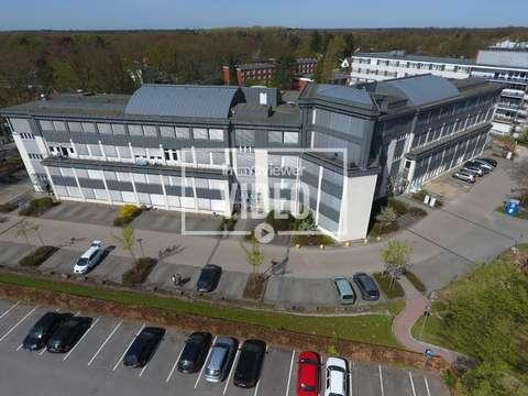 Praxisfläche direkt gelegen am Amalie-Sieveking Krankenhaus.