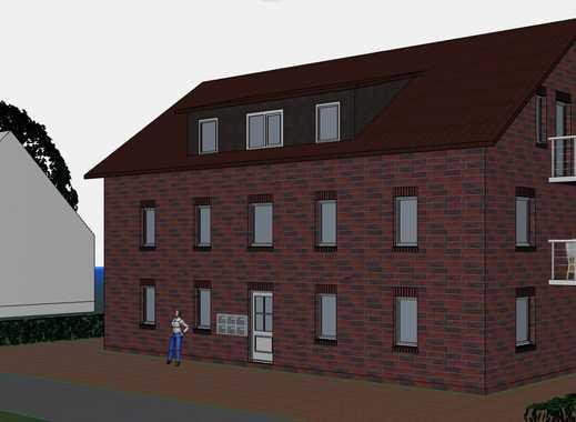 Gut geschnittene, helle 2- Zimmer Obergeschosswohnung in zentraler Lage von Trittau