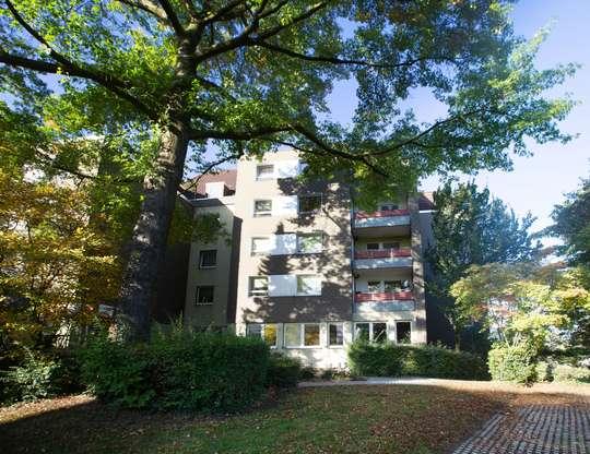 hwg - Großzügige 3-Zimmer Wohnung in Stadtnähe!