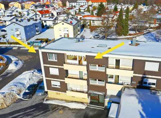 Sonnige 3-Zimmer-Wohnung in ruhiger Lage von Albstadt-Tailfingen