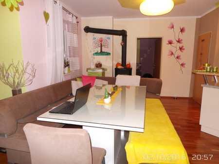 Attraktive 3-Zimmer-Wohnung mit Balkon und Einbauküche in Ansbach in Stadt (Ansbach)