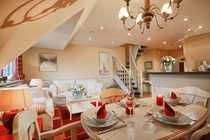 Maisonettewohnung mit Sylter Flair