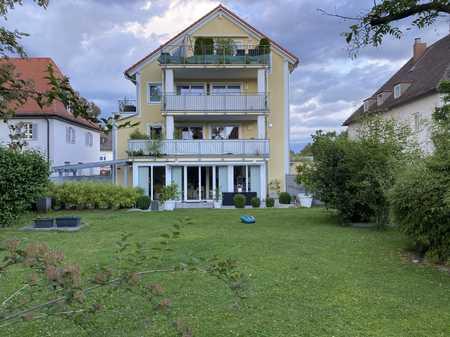 Nachmieter gesucht - Exklusive Gartenwohnung im Herzen Neubibergs in Neubiberg