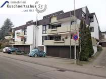 Großzügige 3,5-Zimmer-EG-Wohnung mit Garage und Einbauküche Nähe Wasserturm