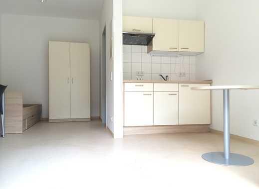 Ideal für Studenten & Azubis! Modernes Mikro-Apartment Neubau mit Terrasse! Zentral & teilmöbliert!