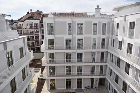 """""""Therese"""": Exklusive 4 Zimmer Neubau Wohnung mit Ankleidezimmer und 2 Balkonen in der Maxvorstadt in Maxvorstadt (München)"""