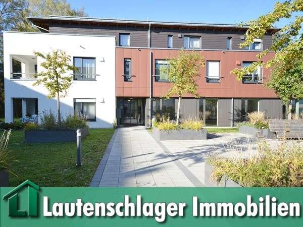 Seniorenresidenz - Wohnen im Tiroler Hof! Alters- und behindertengerechte 2-Zi.-Whg. in Neumarkt in Neumarkt in der Oberpfalz (Neumarkt in der Oberpfalz)