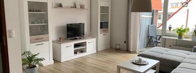 Wunderschöne helle Zweizimmer-Wohnung in der City