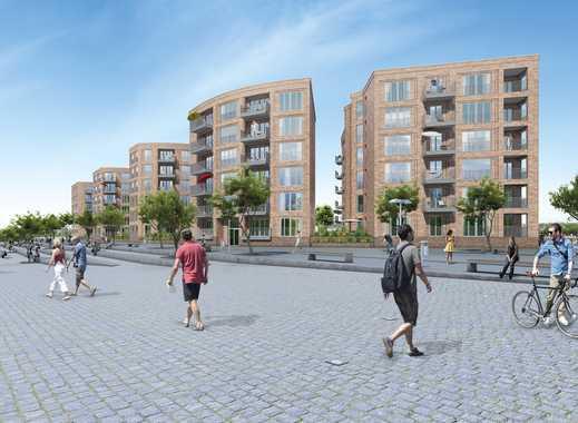 Heimathafen Südmole Mainz! Beneidenswerte 4-Zimmer-Wohnung am neuen Yachthafen und citynah