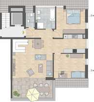 Wohntraum auf 2 Etagen mit