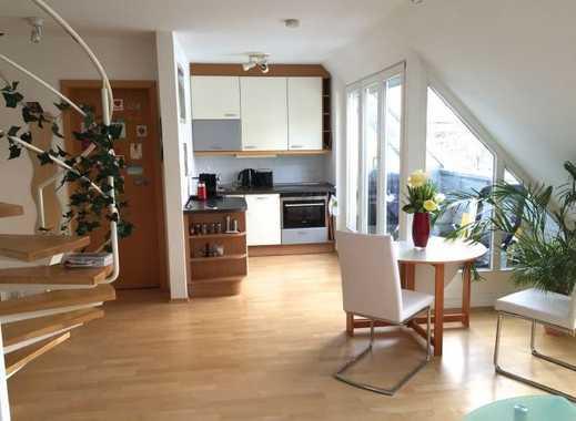 2 Zimmer Maisonette in bester EBK Halbhöhenlage im Stuttgarter Westen
