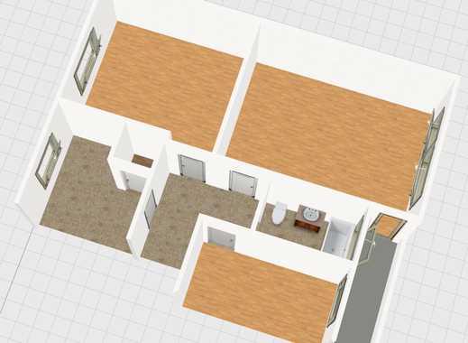 Freundliche 3-Zimmer-Wohnung mit Sonnenbalkon in Weiden, Köln